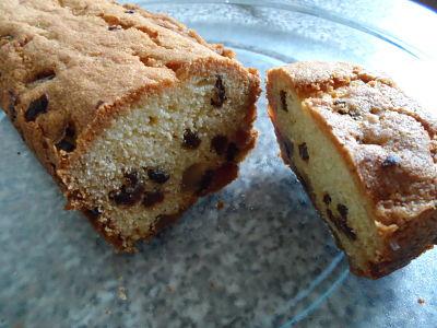 cake au fruits confit