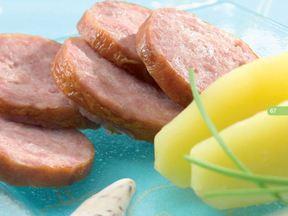 Saucisse de Morteau et pomme de terre